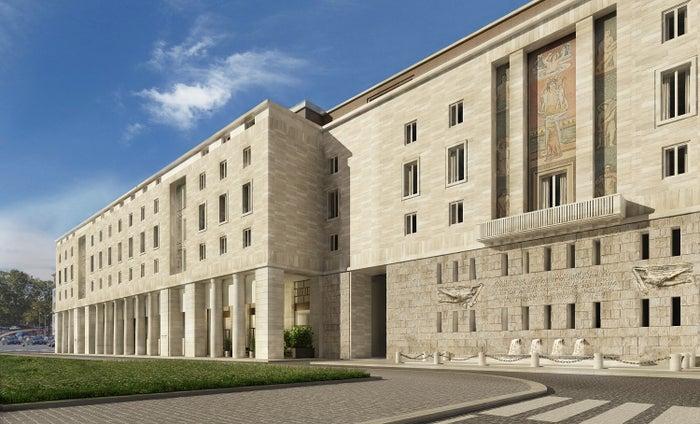 ブルガリ ホテル ローマ/画像提供:ブルガリ ジャパン