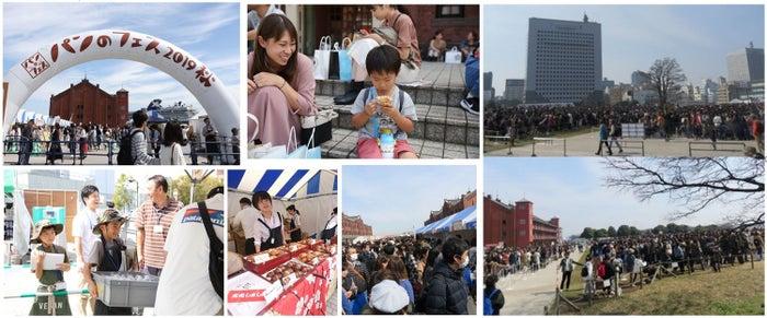 「パンのフェス in 横浜赤レンガ」イメージ(提供画像)