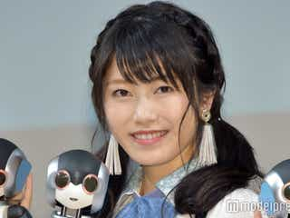 AKB48横山由依、総選挙当日の天気に言及 秋元康と食事に行き…