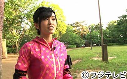 「逃走中」に出演した、NMB48の山本彩