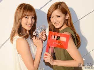 E-girls藤井萩花&藤井夏恋、お互いより刺激を受けることとは