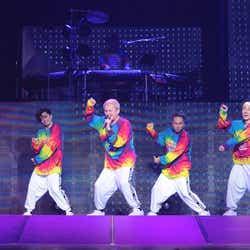 写真左から/KENZO、TOMO、U-YEAH、ISSA、KIMI、DAICHI、YORI(提供写真)