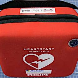 教職員の研修訓練不備 「AED」活用実態調査