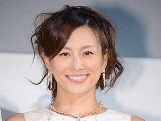 """米倉涼子""""世界No.1""""の大役に興奮「頭も体も真っ白になって」"""