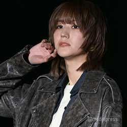 モデルプレス - 櫻坂46土生瑞穂、ハンサムルックで色気たっぷりポージング<TGC2021 S/S>