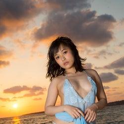 元Dream5重本ことり、美バスト大胆露出 衝撃のグラビアデビュー