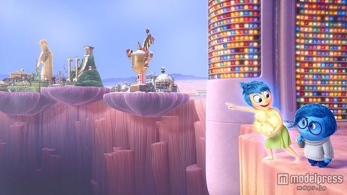 「インサイドヘッド」 (C)2015 Disney/Pixar.All Rights Reserved.