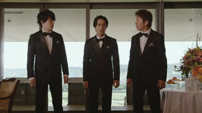 (左から)横山裕、錦戸亮、村上信五(提供画像)