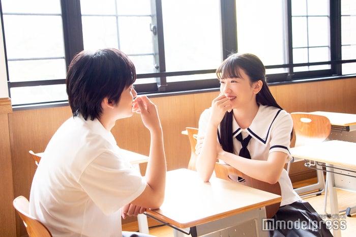 (左から)北村匠海、永野芽郁(C)モデルプレス