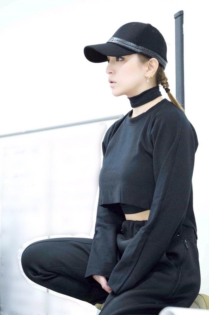 12月18日ダンスリハーサル/浜崎あゆみ(画像提供:avex)