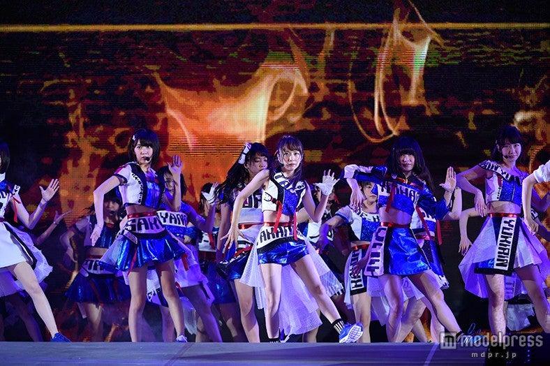 AKB48選抜総選挙に各グループ代表が意気込み(C)AKS【モデルプレス】