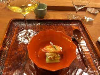 海の幸と葡萄畑の幸は横浜で出会う、旬を頂く和食の極みと自然派ワインの店 横浜『おか田』