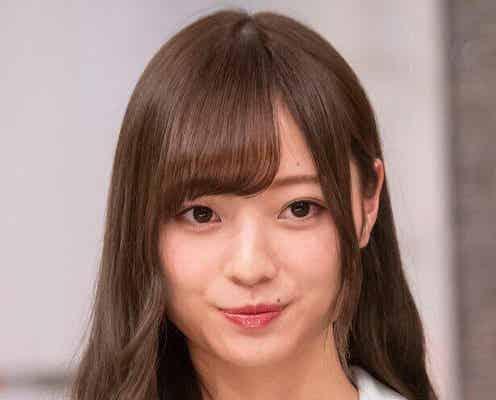 乃木坂46・梅澤美波、女子バスケ日本代表ヘッドコーチに感動「本当かっこいい!」
