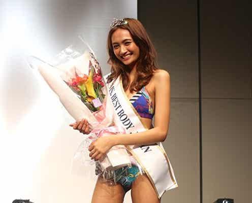 """日本一の美ボディが決定 """"10頭身モデル""""がグランプリを獲得"""