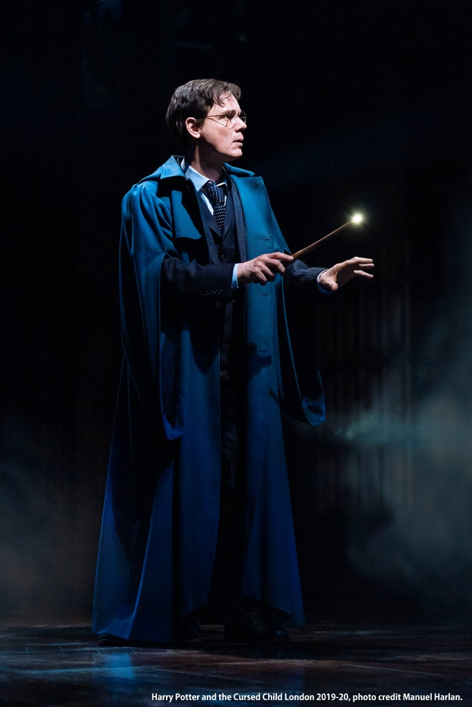 Harry Potter and the Cursed Child London 2019-20, photo credit Johan Persson.