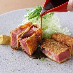 肉厚すぎる「ハムカツ」がウマすぎる! 荒木町に誕生した人気日本料理店『鈴なり』の姉妹店「東京割烹」