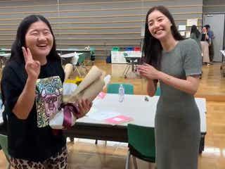 新木優子、「24時間駅伝」完走のよしこにサプライズ<モトカレマニア>