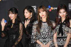 TWICE/「2018 MAMA FANS'CHOICE in JAPAN」より(C)モデルプレス