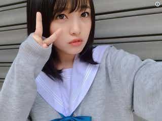 "AKB48向井地美音、子役以来のゴールデン連ドラ出演に反響 ""アンフェアの子の成長""に驚く人も"