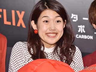 横澤夏子、産休入り「王様のブランチ」で生報告「生放送中に産みたかった」