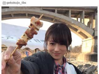 """深田恭子の""""ア〜ン""""に悶絶 照れ顔に「本当に天使」「可愛いが止まらない」"""
