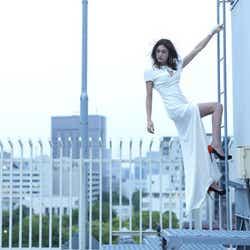 """山田優/「SOSEXY 山田優 """"How to steal Shoes"""" by Shingo Wakagi」(C)LPEI"""