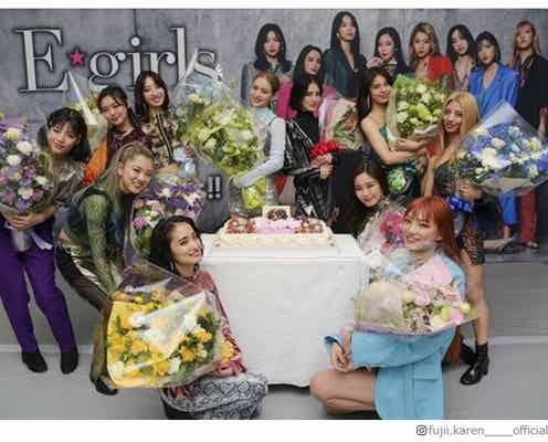 E-girls藤井夏恋、ラストライブ終え9年間の感謝つづる「かけがえのない宝物」