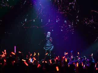 EGOIST、初ライブを行った想い出の地シンガポール、ワンマン公演で「ただいま!」