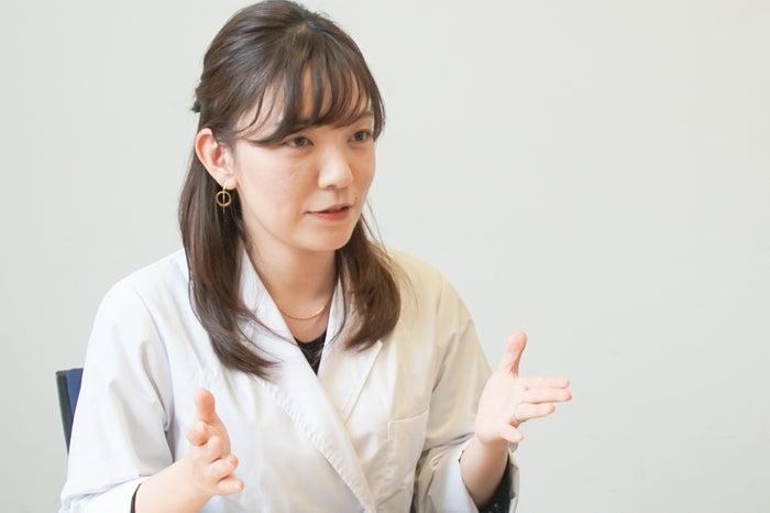 第一三共ヘルスケア研究開発部・土岐珠未さん
