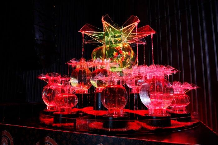 東京会場展示予定作品「大奥」/画像提供:アートアクアリウム実行委員会