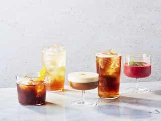 「ブルーボトルコーヒー 広尾カフェ」初のカクテル導入、定番メニュー化は世界初