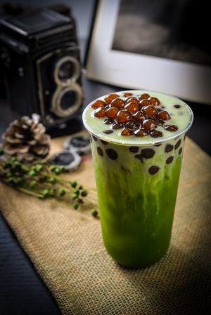 抹茶ミルク/画像提供:BOC Japan