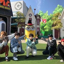 なにわ男子・Lil かんさい・Aぇ! groupら、USJキャラクターとコラボ「わが心の大阪メロディー」出演決定
