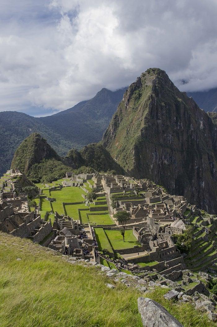 マチュピチュ/画像提供:ペルー政府観光庁