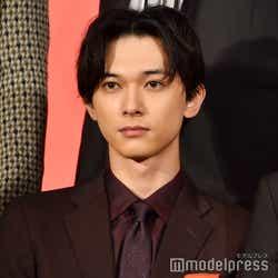 映画『キングダム』製作報告会見に登壇した吉沢亮(C)モデルプレス