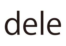 『dele』ロゴ(C)テレビ朝日