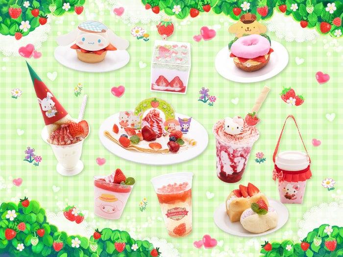 Sweets Puro(C)1975, 1976, 1985, 1990, 1996, 1999, 2001, 2005, 2010, 2020 SANRIO CO., LTD.