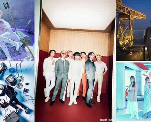 BTS、新曲「Butter」フル歌唱披露 2週連続「CDTVライブ!ライブ!」登場 TXT・リトグリらも出演