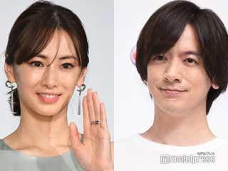 DAIGO、妻・北川景子とは「リアルでリコカツはしたくない」