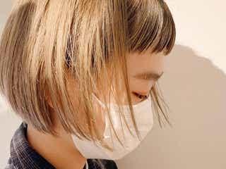 ヘアスタイルでマスク映え♡「顔周り」が重要ポイント!