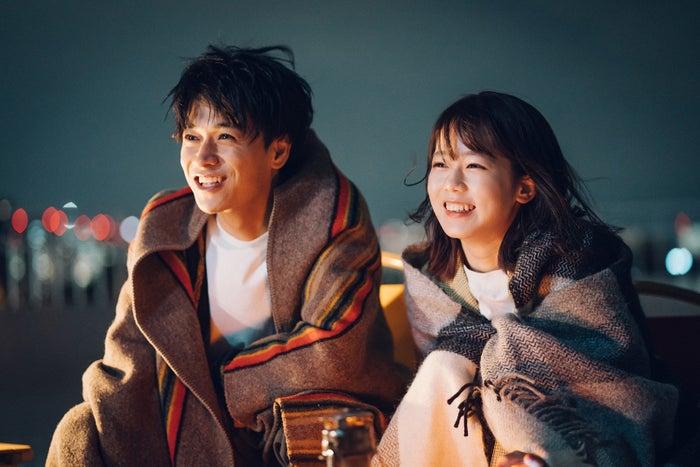 井上想良、川口葵「恋とオオカミには騙されない」第12話より(C)AbemaTV, Inc.