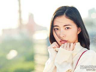 SKE48松井珠理奈、ほっこりニット姿で待ち合わせ