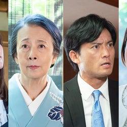 矢田亜希子、反町隆史と16年ぶり共演!『リーガル・ハート』第2・3話の豪華ゲスト発表