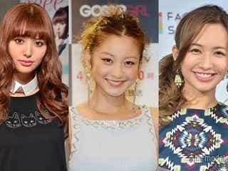 西山茉希、鈴木えみ、優木まおみ…モデルの結婚を振り返る【2013年末特集】