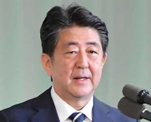 安倍晋三前首相 高市氏支持を表明「主権守り抜く決意力強く示した」 ツイッターで