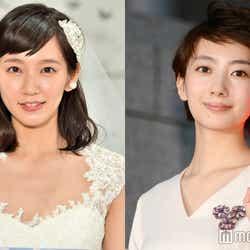 今週話題を集めた(左から)吉岡里帆、波瑠(C)モデルプレス