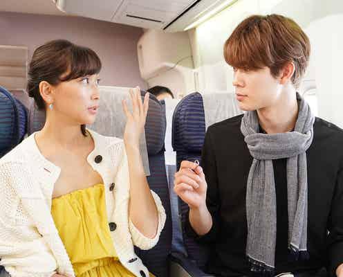 杏&宮沢氷魚ラブストーリードラマ「偽装不倫」第1話あらすじ