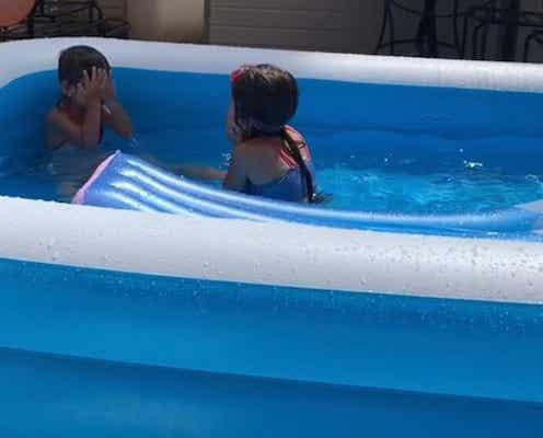 チャンカワイ、思い切って大きいプールを購入「メンテナンスも水の仕込みも大変」