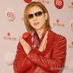 "X JAPAN・YOSHIKI""両組""出場で早着替え HYDEも喜び「ロックじゃないですか!」<紅白本番>"