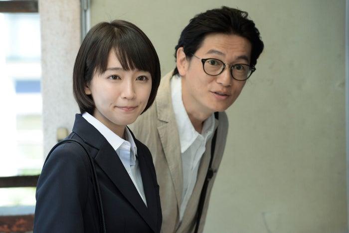 吉岡里帆、井浦新 (C)カンテレ